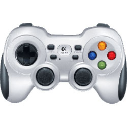 Logitech Wireless Gamepad F710 - 940-000119