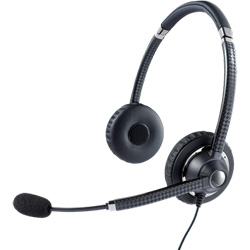 JABRA UC Voice 750 Duo Dark Headset - 7599-829-409