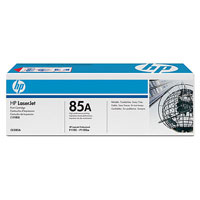 HP 85A Black LaserJet Toner Cartridge (CE285A)
