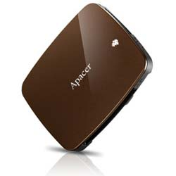 Apacer AM530 USB 3.0 External Card Reader - APAM530N-S