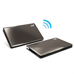 PQI Air Drive A100 Wi-Fi Portable Storage Drive