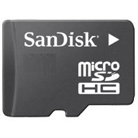 SanDisk Mobile 4MB/s microSD and microSDHC Card 4GB/8GB/16GB/32GB