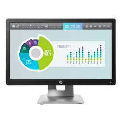 HP EliteDisplay E202 20-inch Monitor (M1F41AA)