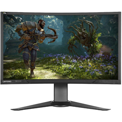 "Lenovo Y27g 27"" Curved Gaming Monitor (65BEGAC1TH)"