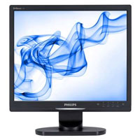 "Philips 17S1SB/67 17"" LCD Monitor with SmartImage"