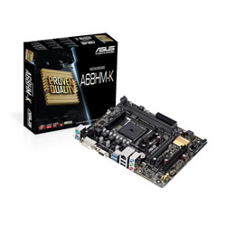 ASUS A68HM-K AMD Socket FM2+ AMD A78 Athlon Motherboard
