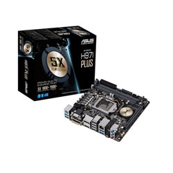 ASUS H97I-PLUS LGA1150 Intel H97 Motherboard