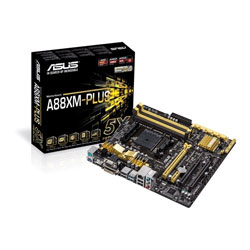 ASUS A88XM-PLUS FM2+ AMD A88X Motherboard