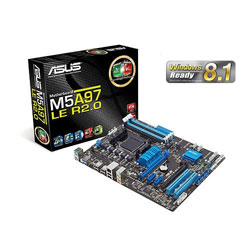 ASUS M5A97 LE R2.0 AM3+ AMD 970 Motherboard