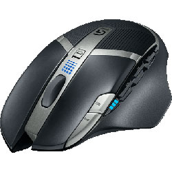 Logitech Wireless Gaming Mouse G602 - 910-003930