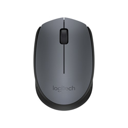 Logitech M171 Wireless Mouse (Grey) - 910-004655