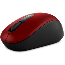 Microsoft Bluetooth Mobile Mouse 3600 (Dark Red) - PN7-00015