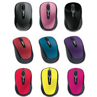 Microsoft Wireless Mobile Mouse 3500 BlueTrack™