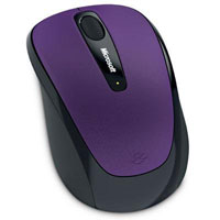 Microsoft Wireless Mobile Mouse 3500 BlueTrack™ (Imperial Purple)