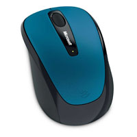 Microsoft Wireless Mobile Mouse 3500 BlueTrack™ (Sea Blue)