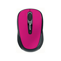 Microsoft Wireless Mobile Mouse 3500 BlueTrack™ (Zinnia Pink)