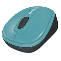 Microsoft Wireless Mobile Mouse 3500 BlueTrack™ (Coast Blue) - GMF-00105
