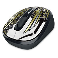 Microsoft Wireless Mobile Mouse 3500 BlueTrack™ Limited Edition Artist Series (Artist Kenso Minami) - GMF-00217