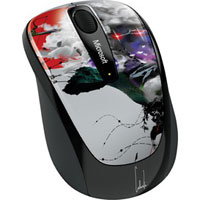 Microsoft Wireless Mobile Mouse 3500 BlueTrack™ Limited Edition Artist Series (Artist Ho) - GMF-00255