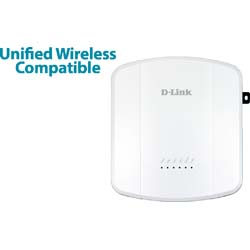 D-Link DWL-8610AP Unified Wireless AC1750 Dual-Band Access Point