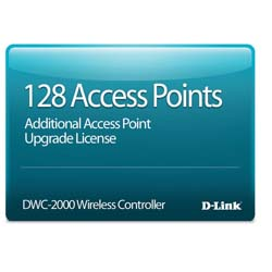 D-Link DWC-2000 128 Access Point Upgrade License