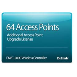 D-Link DWC-2000 64 Access Point Upgrade License