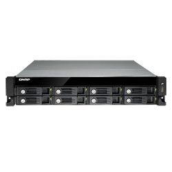 QNAP TVS-871U-RP 8-Bay Network Attached Storage NAS Server (Intel Core i5) - TVS-871U-I5