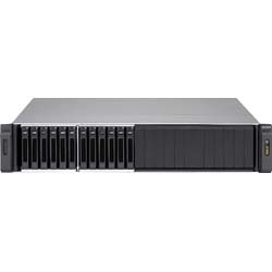 QNAP SS-EC1279U-SAS-RP 12-bay Network Attached Storage NAS Server - SS-EC1279USAS
