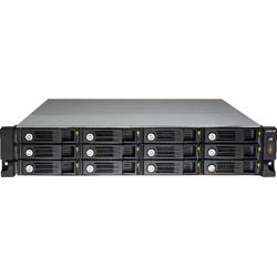 QNAP TVS-1271U-RP 12-Bay Network Attached Storage NAS Server - TVS-1271U-RPI7