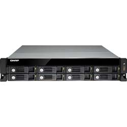 QNAP TVS-871U-RP 8-Bay Network Attached Storage NAS Server - TVS-871U-RP-I5
