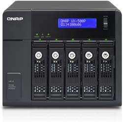 QNAP UX-500P Expansion Enclosure for Turbo NAS