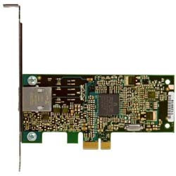 Dell 1 Gigabit Intel Server Adapter Ethernet PCIe Network Interface Card - 540-BBJD