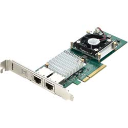D-Link DXE-820T Dual Port 10GBASE-T RJ-45 PCI Express Adapter