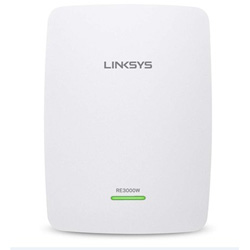 Linksys RE3000W N300 Wireless Range Extender - RE3000W-TH
