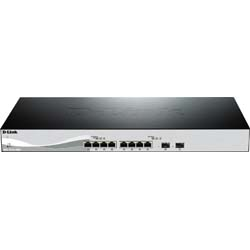 D-Link DXS-1210-10TS 10-Port Layer 2 10 Gigabit Ethernet Smart Managed Switch