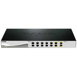 D-Link DXS-1210-12SC 12-Port Layer 2 10 Gigabit Ethernet Smart Managed Switch