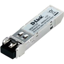 D-Link DEM-311GT Multi-mode 1000Base-SX 550m SFP Mini-GBIC Transceiver