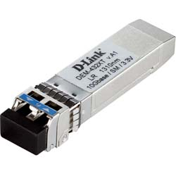 D-Link DEM-432XT Single-mode 10GBASE-LR SFP+ 10km Transceiver