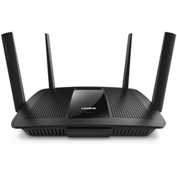Linksys EA8500 MAX-STREAM AC2600 MU-MIMO Smart Wi-Fi Wireless Router - EA8500-AH
