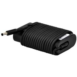 Dell Slim Power Adapter 45 Watt (Black) - 492-BBNR