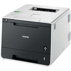 Brother HL-L8250CDN High-Speed Colour Laser Printer with Automatic 2-sided Printing and Networking