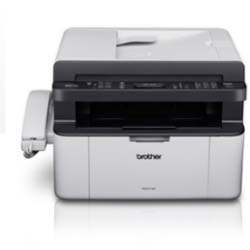 Brother MFC-1815 MFP Mono Laser Multi-Function Centre with Fax and Handset