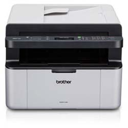 Brother MFC-1910W MFP Mono Laser Multi-Function Centre with Fax, ADF and Wireless Capability