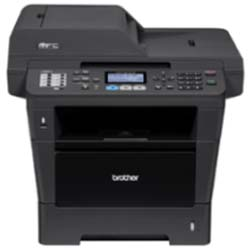 Brother MFC-8910DW Wireless High-Speed Mono Laser Printer with Automatic 2-sided Printing