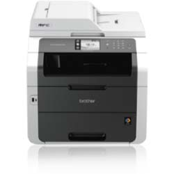 Brother MFC-9330CDW Wireless Colour LED Multi-Functional Centre with High Paper Capacity and Double-sided Printing