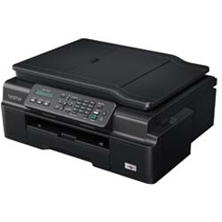 Brother MFC-J200 InkBenefit Wireless Inkjet Multi-Function Centre Printer