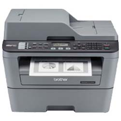 Brother MFC-L2700D 5-in-1 Mono Laser Multi-Function Centre with Automatic 2-sided Printing