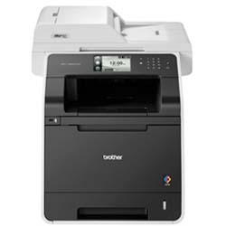 Brother MFC-L8850CDW Wireless High-Speed Colour Laser Multi-Function Printer with Automatic 2-sided Printing