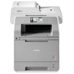 Brother MFC-L9550CDW Wireless High-Speed Colour Laser Multi-Function Printer with Automatic 2-sided Printing