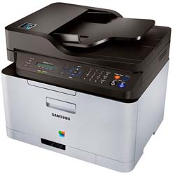 Samsung Xpress C460FW MFP Colour Laser Multi-function Printer (18 / 4 ppm)